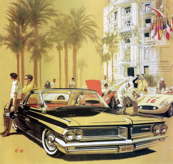 FK 1962 exotics