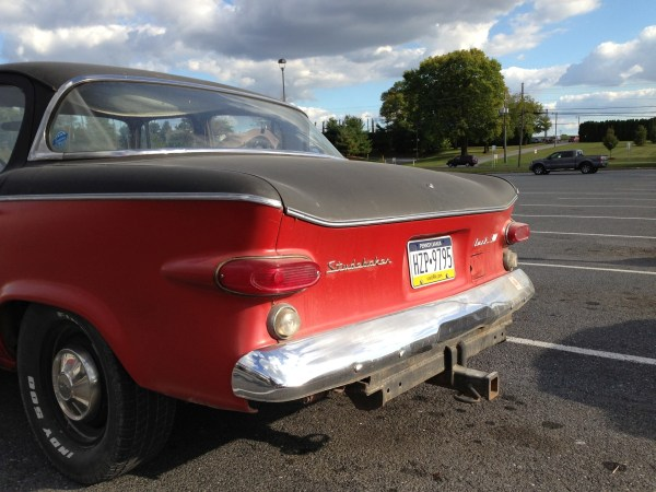 Hot Rod 1959 Lark Rear 3_4