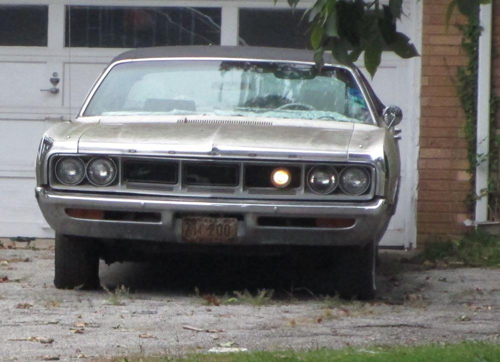 CC Capsule: 1969 Dodge Polara and Monaco – Double Your