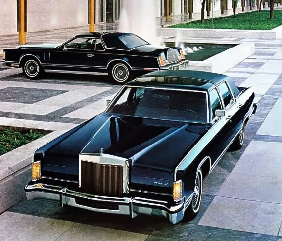 Lincoln 1979 two