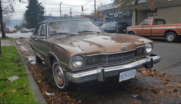 Mercury Comet II 4 door fq