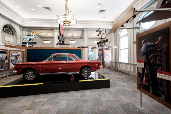 Nader museum NYT