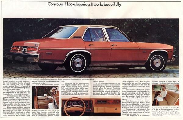 Nova 1977 Concours br
