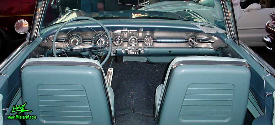 Automotive History The Bucket Seat Era Started Modestly In