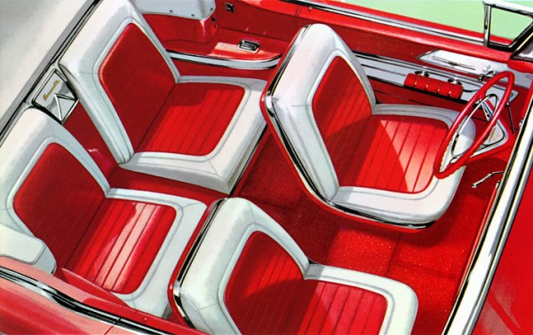 Pontiac 1958 bonneville br
