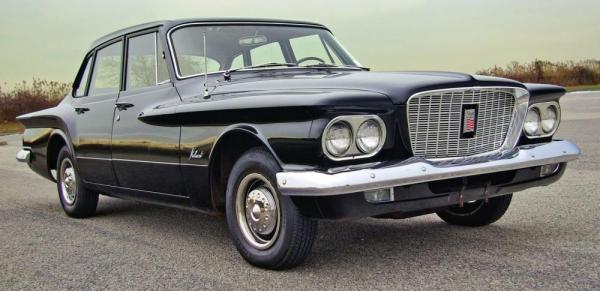 Valiant 1960 front