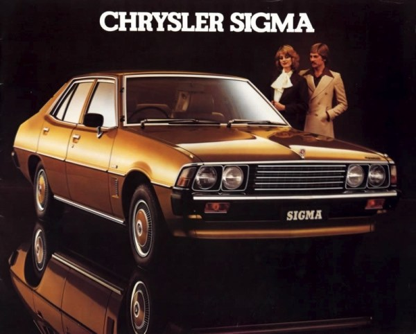 chrysler sigma