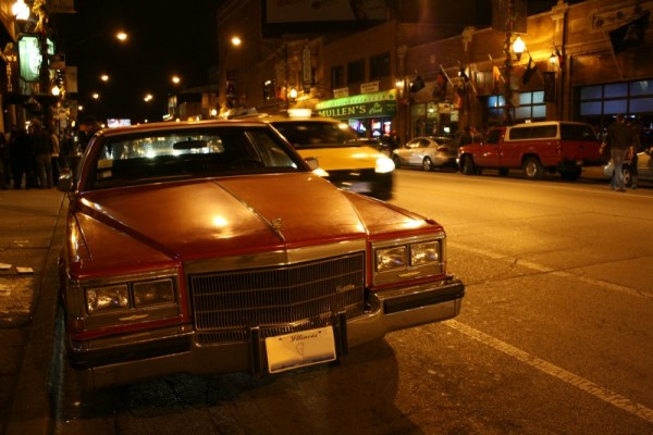 049 - 1984 Cadillac Coupe DeVille CC