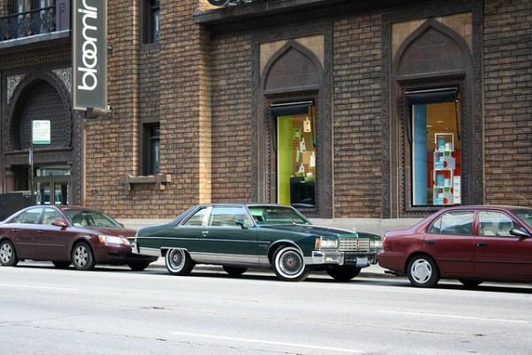 1977 Pontiac Bonneville Brougham - color