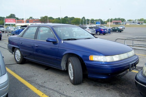 1995 Mercury Sable a_LUCiD