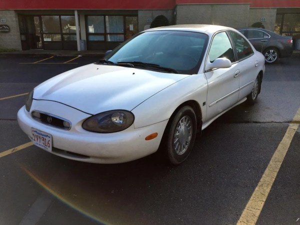 1999 mercury sable 2