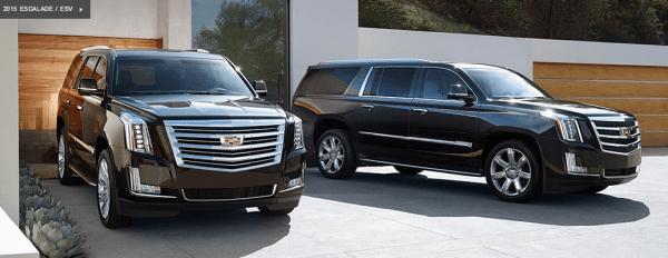 Cadillac 2016 escalade 2