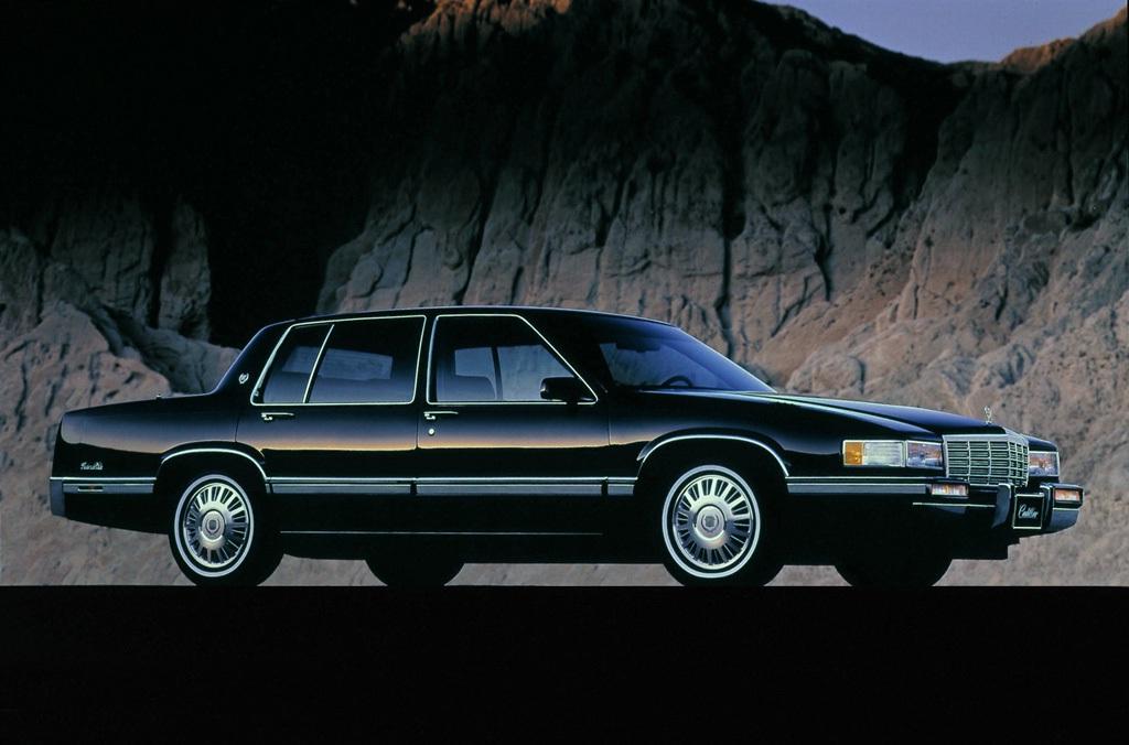 Curbside Classics 1989 Cadillac Coupe De Ville 1990 Sedan