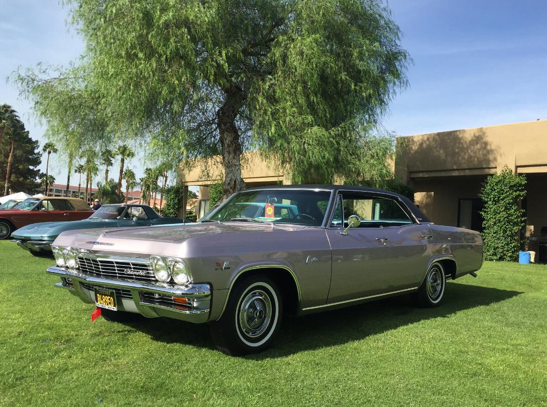 Cohort Classic 1965 Chevrolet Caprice The Ltd Reaction