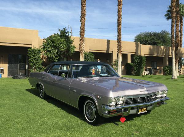 Chevrolet 1965 caprice fq