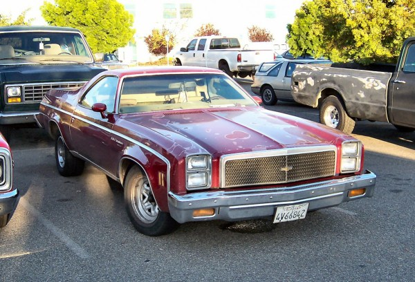 Chevy El Camino 1976 wiki