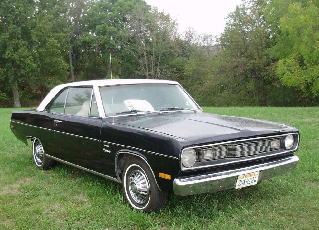 curbside classic 1972 plymouth scamp a tasty little number. Black Bedroom Furniture Sets. Home Design Ideas