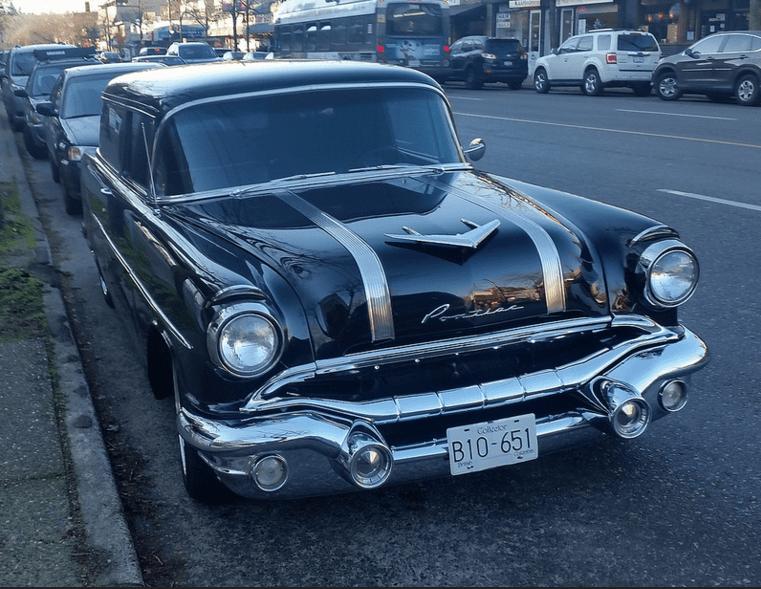 Cohort Outtake: 1956 Pontiac Pathfinder Sedan Delivery
