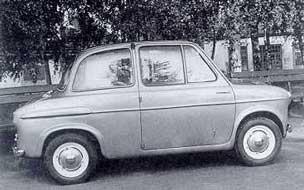 Steyr Puch 500 U3