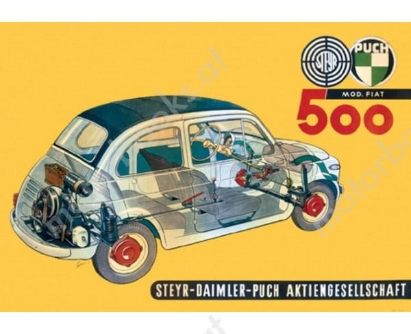 Steyr puch_500 1