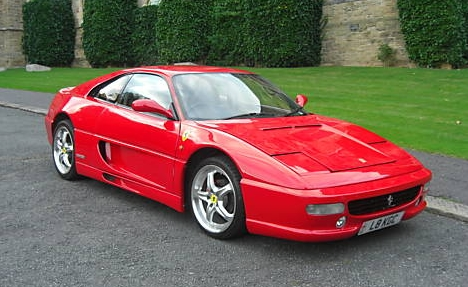 ferrari fake mr2