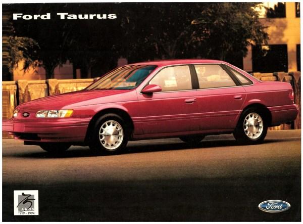 ford taurus 1995 01