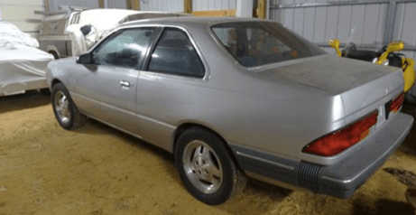 ford tempo awd coupe