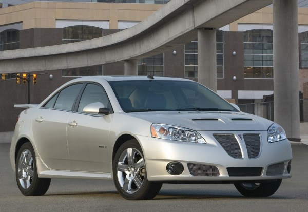 pontiac g6 street edition sedan