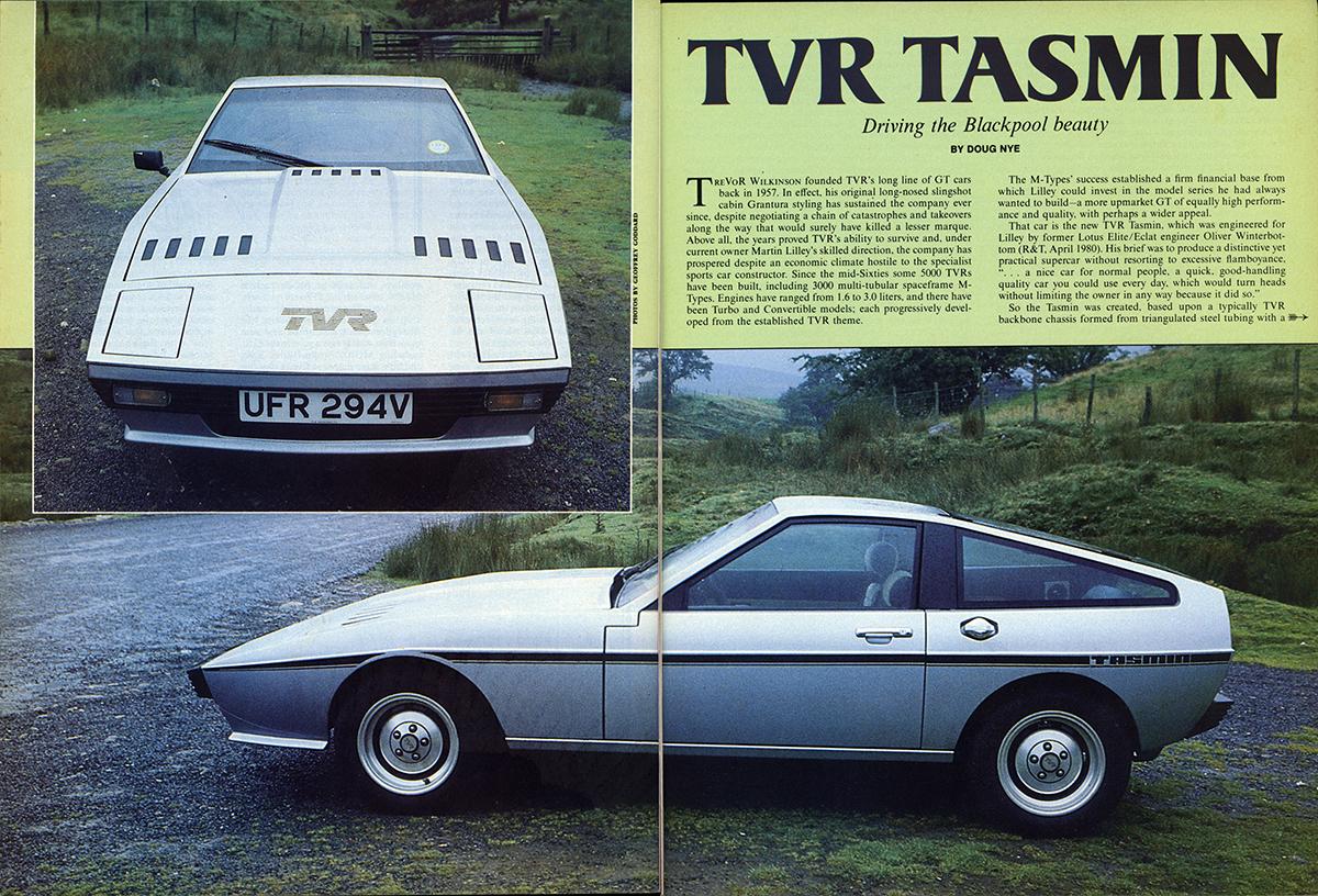 Tvr Tasmin Parts1980 Sold Car And Classic Vintage Remote Starter Review Ferrari 308 Gtsi