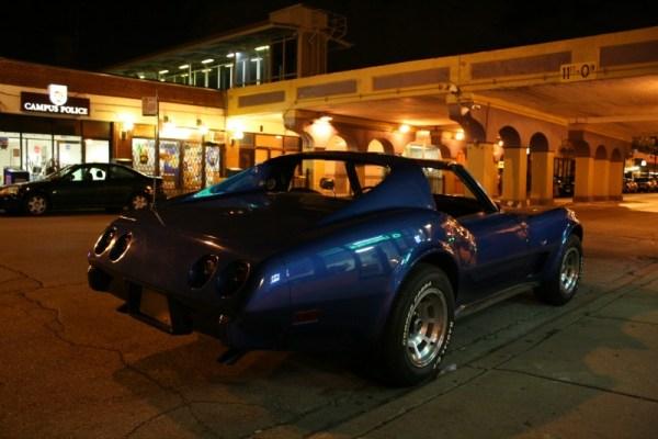 019 - 1977 Chevrolet Corvette CC