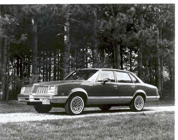 1978 pontiac grand am sedan 1