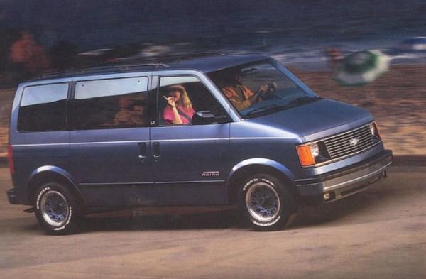 1987 chevrolet astro