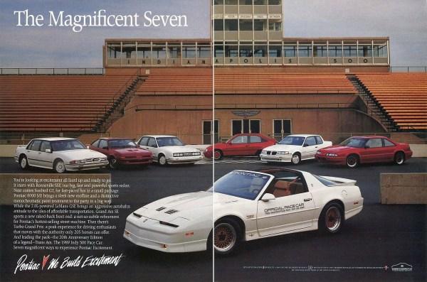 1989 pontiac magnificent 7