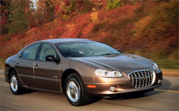 1999 LHS driving