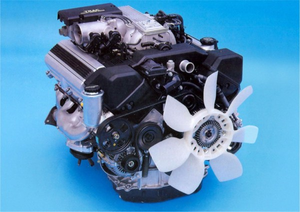 1UZ-FE Lexus V8