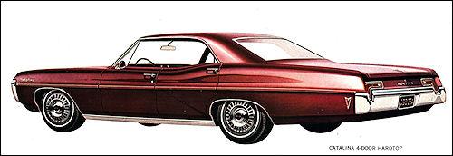2 - 1968 Pontiac Catalina