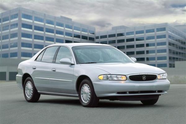 2005 buick century 1