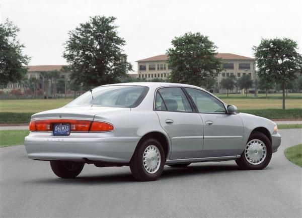 2005 buick century 2