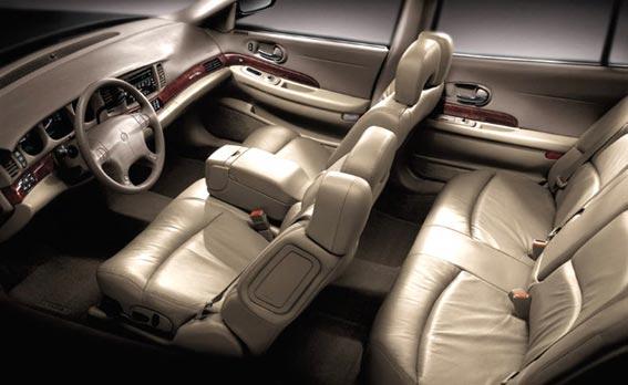 2005 buick lesabre interior