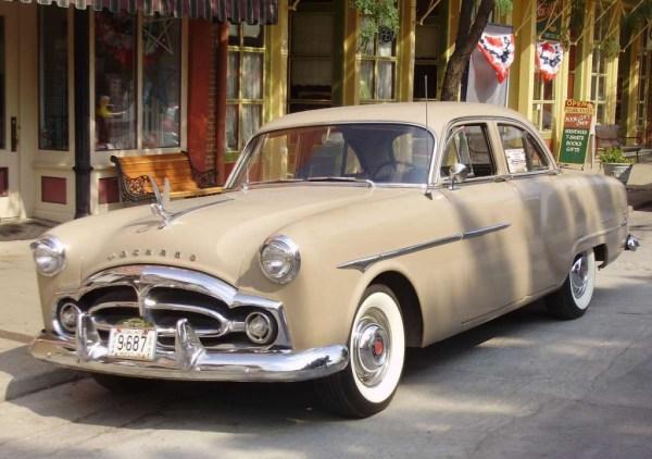 '51 Packard