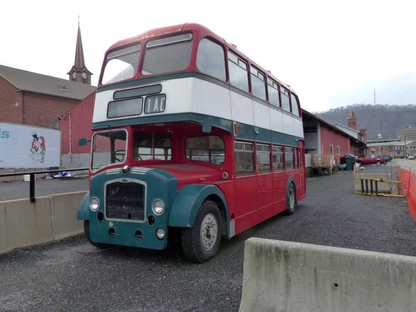 Bristol Lodekka front 3_4 Johnstown PA 20151230