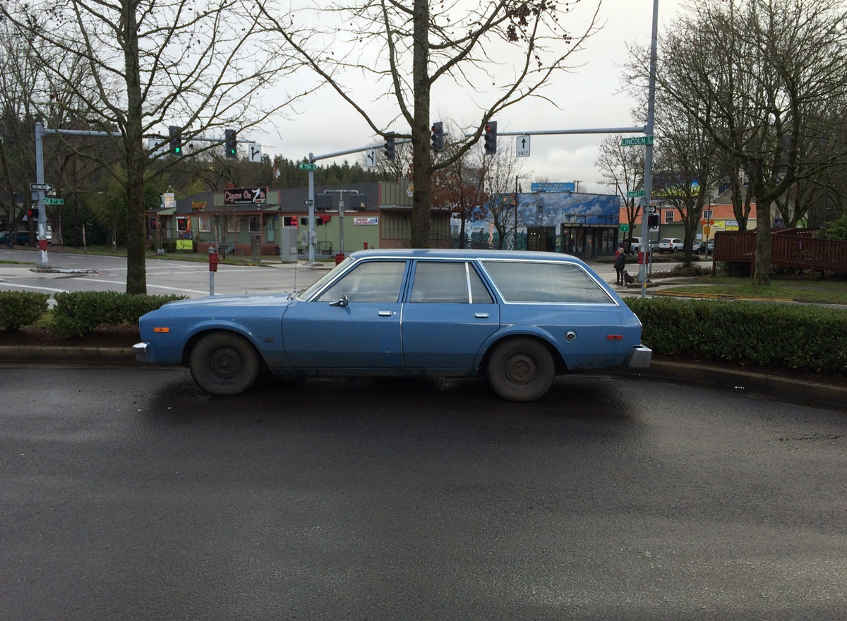 1979 dodge aspen wagon