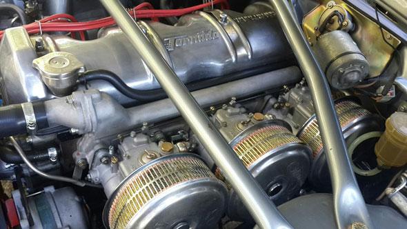 Ika torino engine carbs -f