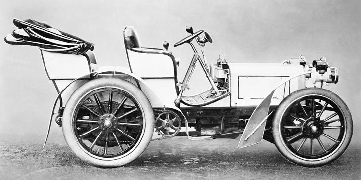 Mercedes 1901 35 hp