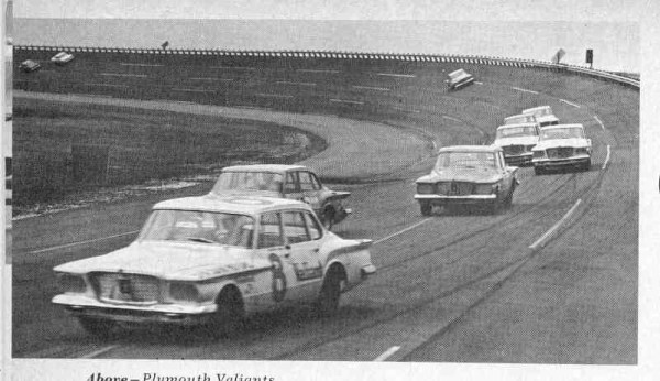 Plymouth Valiants 1960 Nascar