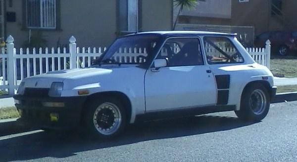 Renault R5 Turbo II Open