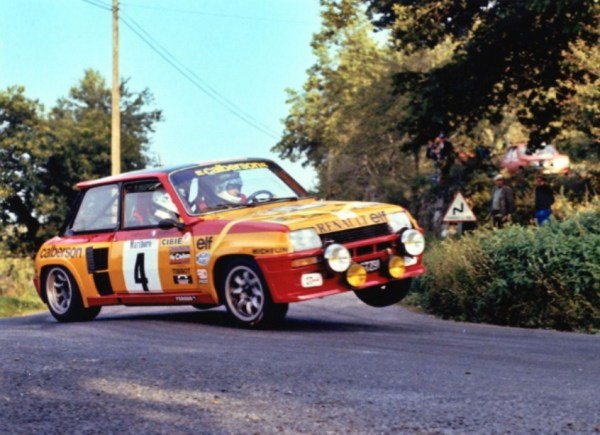 Renault R5-Turbo-action