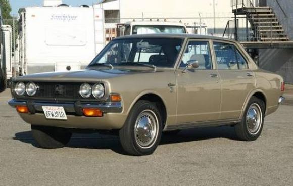 Toyota 1970 corona