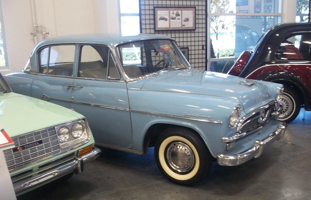 CC Museum: The Toyota Motor Museum in Torrance, California