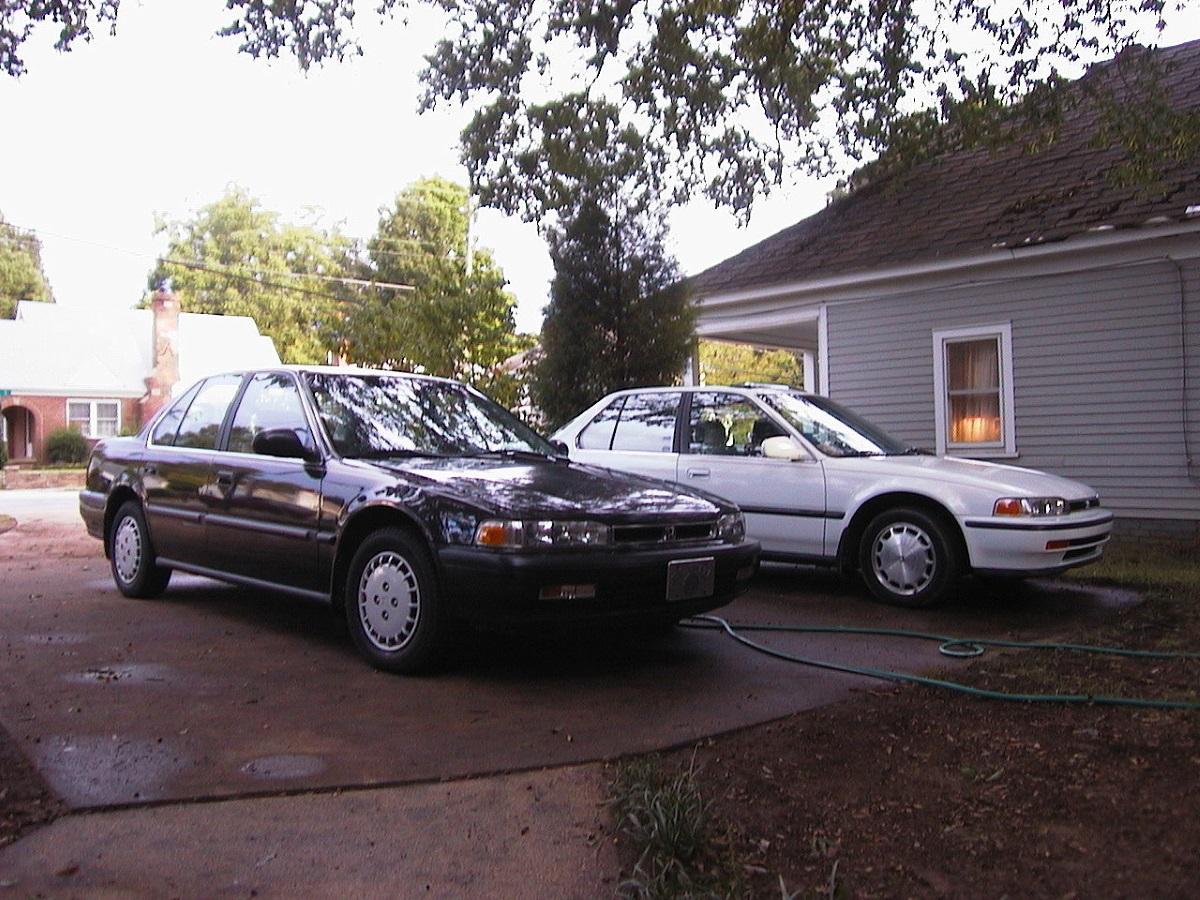 Honda 91 honda accord lx : COAL: 1991 Honda Accord LX – More Than An Appliance